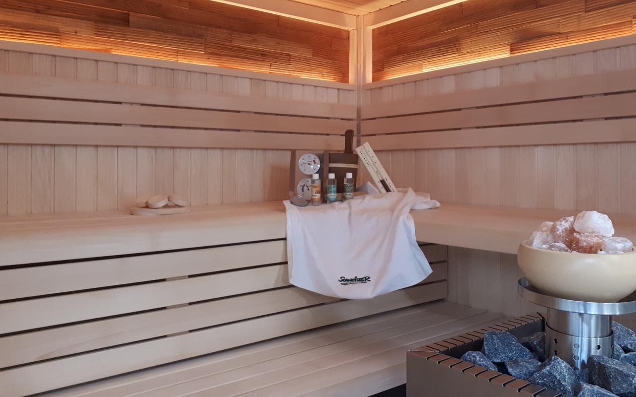 Der Veldner Schweitzer Sauna Herbst 2019