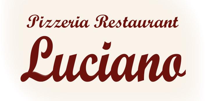 Pizzeria Restaurant Luciano Der Veldner Logo