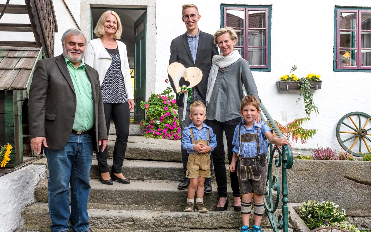 Indigourlaub Kleebauer Hof Der Veldner Herbst 2020